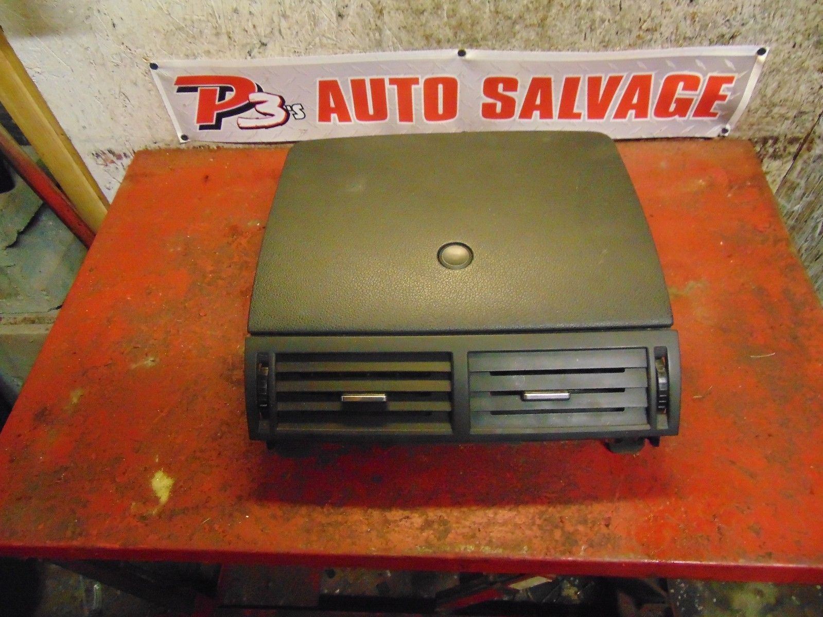 S L1600 Previous 09 08 07 06 Ford Fusion Oem Dash Board Storage Cubby Compartment
