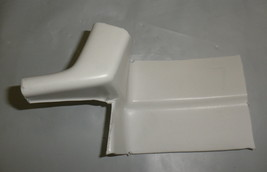 "Majestic Plastics RV White 4"" X 7"" Roof Drain Diverters Set 2 # 0407049997A - $12.82"
