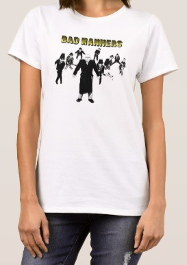 Lip Up Fatty ladies t-shirt ska 2Tone bad manners skinhead specials madness