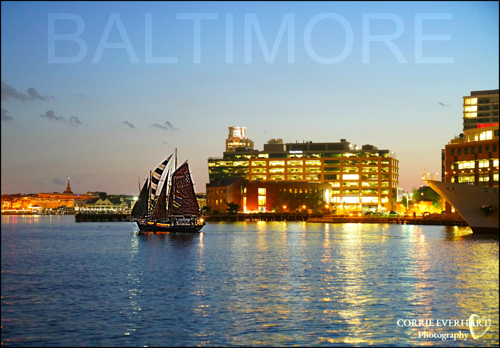 Primary image for Baltimore evening breeze