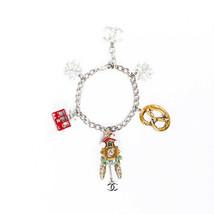 Chanel Paris-Salzburg Charm Bracelet - $1,505.00