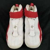 312455 Nike Penny 161 DS Retro IV Max White Red 14 Air Size Mens 11WqvaUrwP