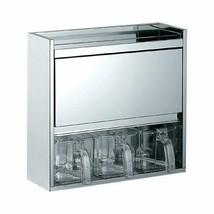 *SALUS stainless seasoning kitchen cabinet - £139.15 GBP