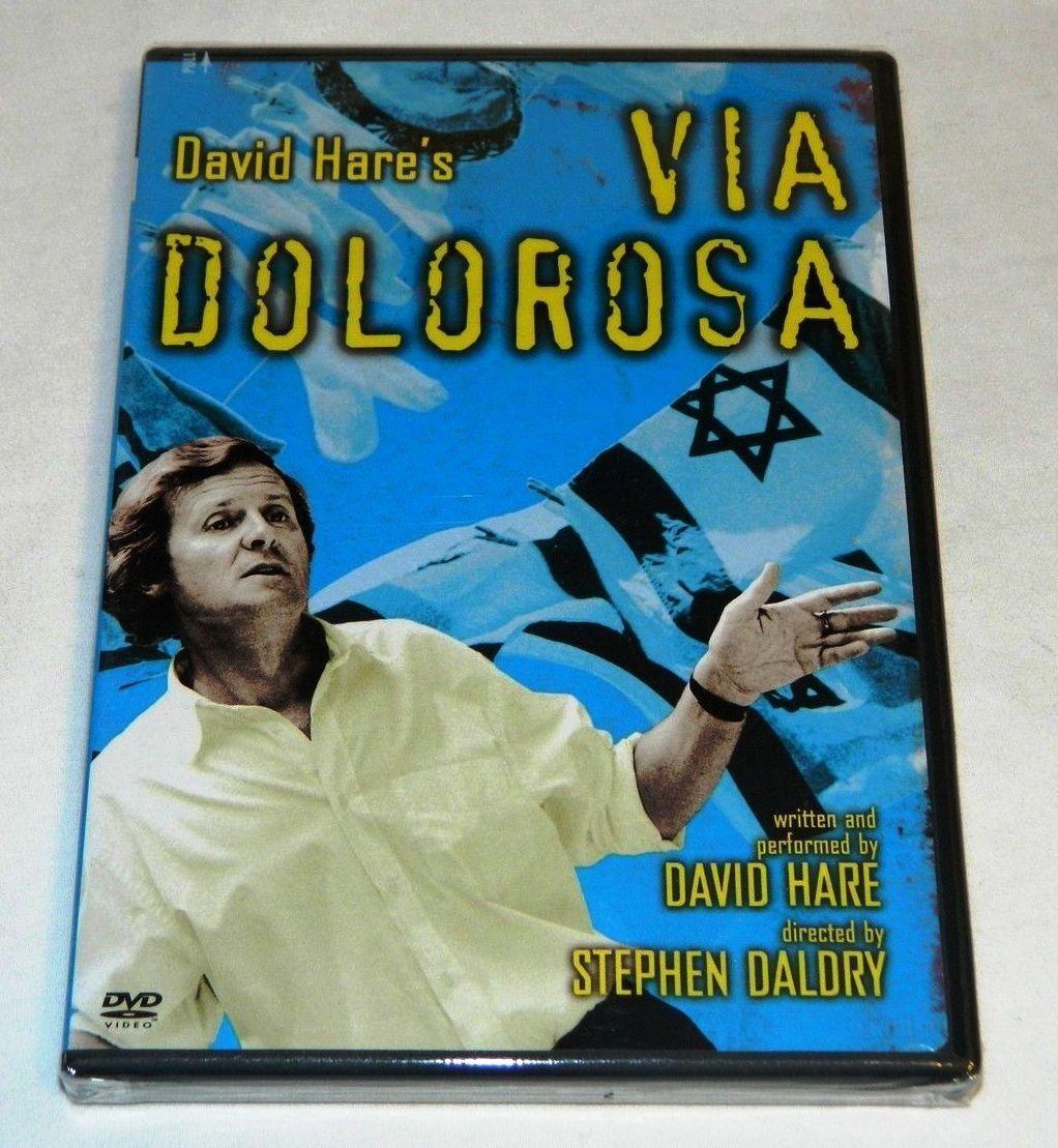 Via Dolorosa DVD 2003 John Baile Billy Elliot David Hare NEW