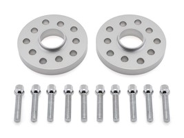 2x 20mm Hubcentric 57.1 CB Wheel Spacers For Audi A Series 5x100 5x112 M14 A3 A4 - $69.30