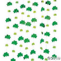 St. Patrick's Day Shamrock String Decorations - $6.49