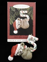 Hallmark Keepsake Ornament 1996 Child's Fifth Christmas  - $8.99