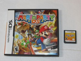 Mario Party DS Nintendo DS 2007 NTR-A8TE-USA  E-Everyone Pre-owned - $16.33