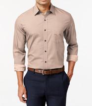 New Mens Tasso Elba Foulard Print Chest Pocket Button Front Shirt L 16-16.5 - $18.80