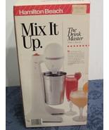 Hamilton Beach Classic DrinkMaster 727W Shakes Drinks Mixer 2 Speed - $14.97