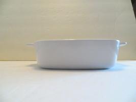 Corning Ware A-1-B Just White 1 L Qt Casserole - $24.99