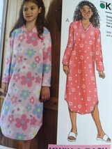 Kwik Sew Sewing Patterns 3102 Girls Childs Gowns Size XS-XL 4-14 New - $16.47