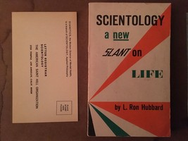 Scientology A New Slant On Life - $29.40