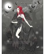 Fine Art Print - Lady Moonlight - $9.00+