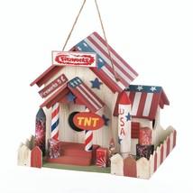 Birdhouse - Fireworks Stand - $17.95