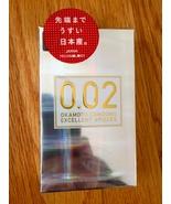 OKAMOTO 002 0.02 EX Condom Regular Size 6pcs Made in Japen (US Seller) - $12.49