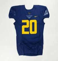 Nike Vapor Pro Football Jersey Men's Large Navy Blue Yellow AO4794-419 $175 - $49.49