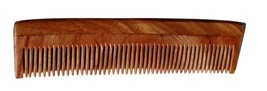 Neem Wood Comb helps to controls Dandruff Hair fall Scalp Infections - $7.67
