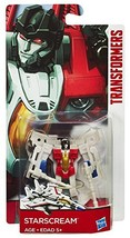 "Transformers Decepticon Starscream 3"" Figurine - $4.92"