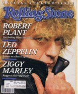 VINTAGE Mar 24 1988 Rolling Stone Magazine #522 Robert Plant Led Zeppelin - $29.69