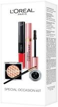L'Oreal Paris Makeup Gift Set, Infallible Metallic Eye Shadow, Lash Para... - $44.45