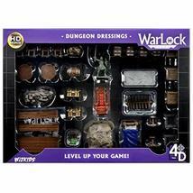 WizKids Warlock Dungeon Tiles: Dungeon Dressings - $39.51
