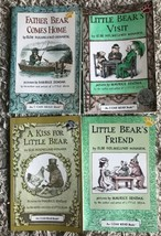 "Lot of 4 - I CAN READ Books ""Little Bear"" by Minarik, Maurice Sendak PB - $11.64"