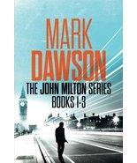 The John Milton Series: Books 1-3: The John Milton Series [Paperback] Da... - $24.73