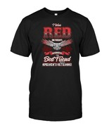 Wear Red on Fridays for Deployed Military Best Friend - $17.99+