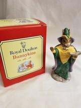 Royal Doulton Mystic Bunnykins Figurine DB197 with original box - $22.72