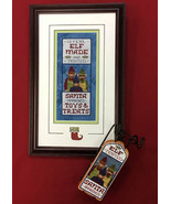 Elf Made & Tested cross stitch chart Foxwood Crossings - $8.00