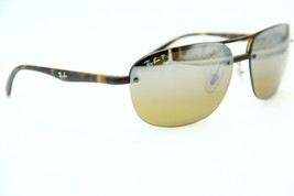 RAY-BAN RB 4275-CH 894/A2 HAVANA SUNGLASSES AUTHENTIC FRAME 63-15 W/CASE - $117.04