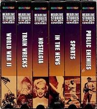 Headline Stories of 20th Century [VHS] [VHS Tape]
