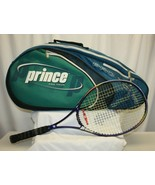 Prince Tennis Racquet and Pro Tour Storage Bag - $69.29