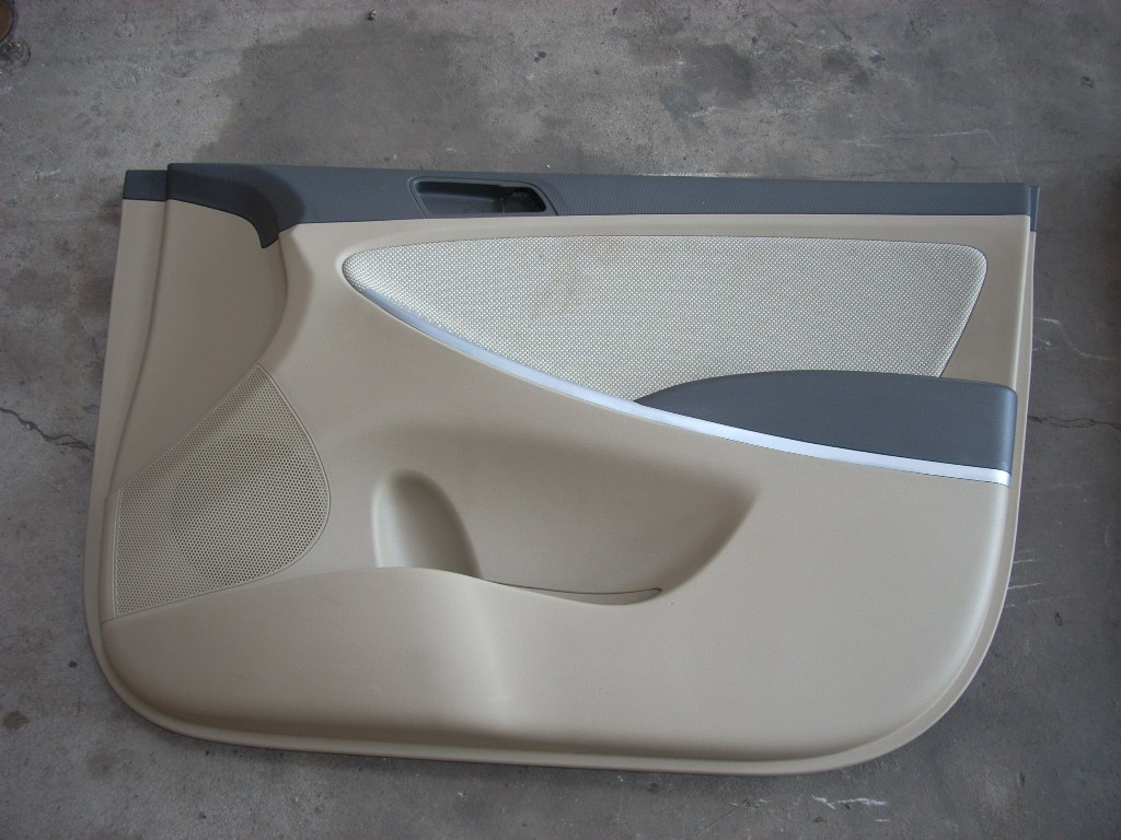 2012 2013 2014 HYUNDAI ACCENT SEDAN DRIVER RIGHT FRONT DOOR TRIM PANEL OEM
