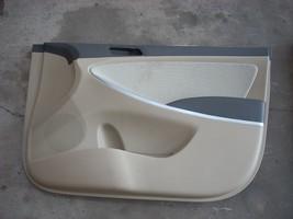 2012 2013 2014 HYUNDAI ACCENT SEDAN DRIVER RIGHT FRONT DOOR TRIM PANEL OEM