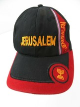 Jerusalem Adjustable Adult Baseball Cap Hat - $12.86