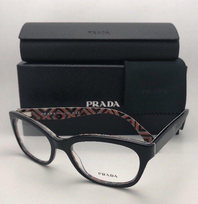 a451f10c00f6 New PRADA Eyeglasses VPR 20P MAS-1O1 52-17 and 50 similar items. S l1600