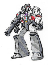 Transformers Megatron Figure Embroidered Patch, NEW UNUSED - $7.84
