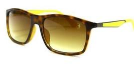 Ray Ban Scuderia Ferrari Collection 4228M F609/13 Tortoise Gunmetal Sunglasses - $197.95
