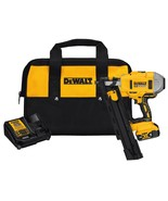 DEWALT 20-Volt MAX XR Lithium-Ion Cordless Brushless 2-Speed 21 Plastic Collated - $385.87