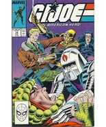 (CB-4) 1988 Marvel Comic Book: G.I. Joe A.R.A.H. #74 { 1st printing } - $4.00