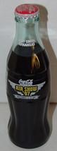1997 Coke Coca-Cola Air Show 97 Fort Smith Arkansas 8oz Bottle    (V V) - $9.80