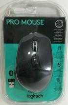 Logitech - 910-005247 - Pro Wireless Bluetooth Mouse - Black - $69.25