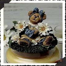 """Boyds Candle Topper """"Daisy Mae...He Loves Me!"""" - #651219 - Resin~ New- R... - $34.99"""