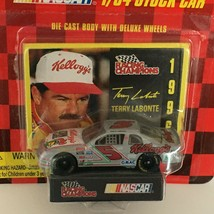 Racing Champions Terry Labonte #5 1996 Edition 1/64 Stock Car Toy with Stand New - $4.50