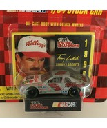 Racing Champions Terry Labonte #5 1996 Edition 1/64 Stock Car Toy with S... - $4.50