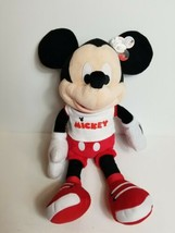 """Disney Mickey Mouse Plush Toy Stuffed Animal Just Play 2014 w/tags 19"""" - $34.29"""
