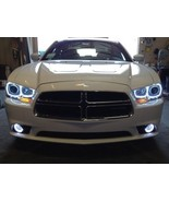 Oracle 11-14 Dodge Charger LED Red Halo Rings Headlights Bulbs - $177.65
