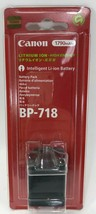 Canon - BP-718 - Rechargeable Lithium-ion Battery - $59.35